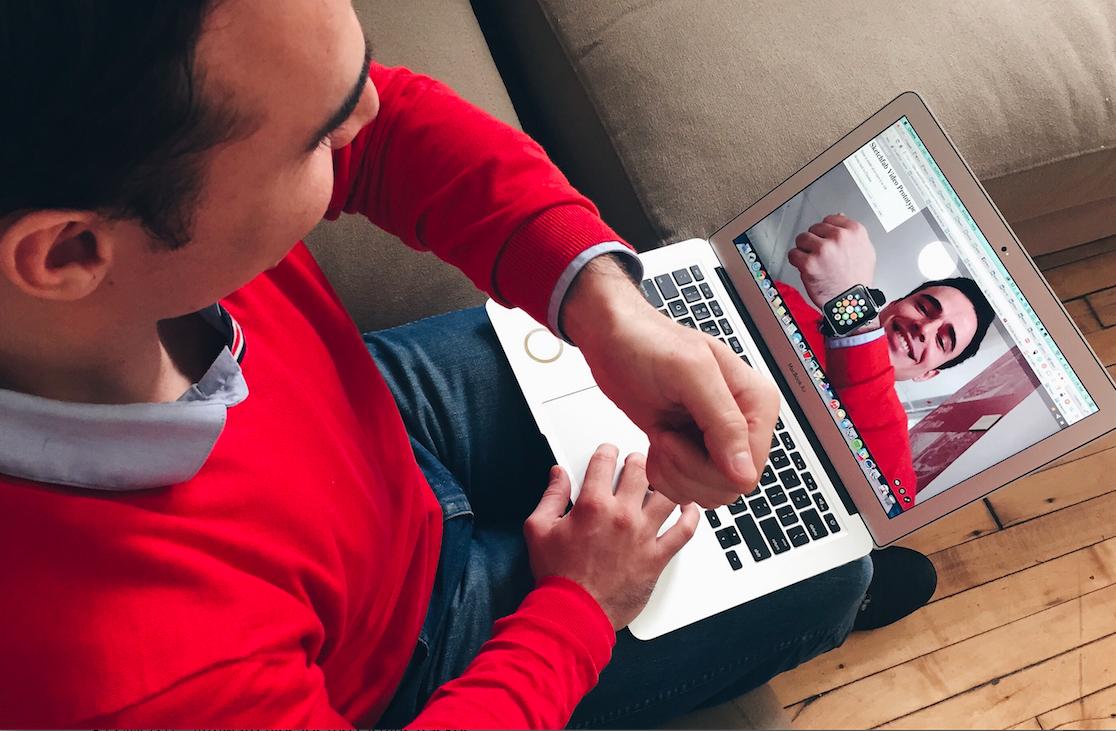 apple watch selfie on sketchfab for 3D printing industry