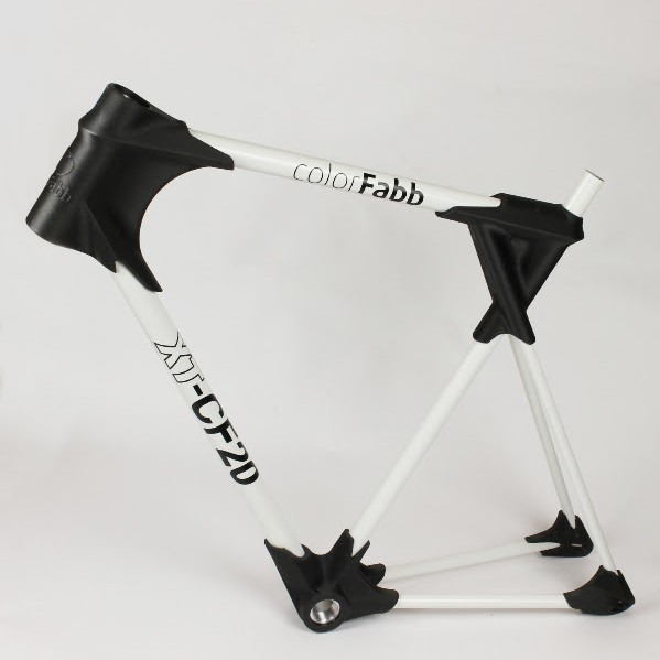 Do This at Home: Make a Bike with colorFabb's Carbon Fiber Filament