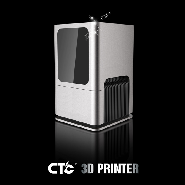 ctc electronic Riverside SLA 3D printer affordable