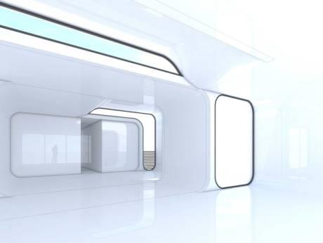 dubai 3D printed office building 4