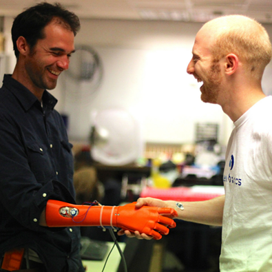 Award-Winning Open Bionics 3D Prints Dual-Material Medical Splint