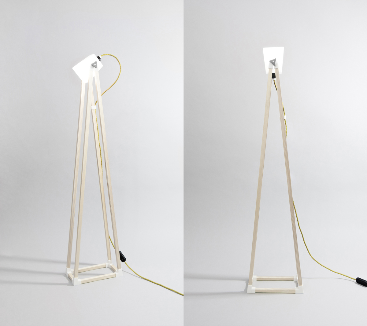 3D printable smf.01 lamp from uau project cults