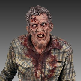 3D printed walking dead collectible from 3D systems