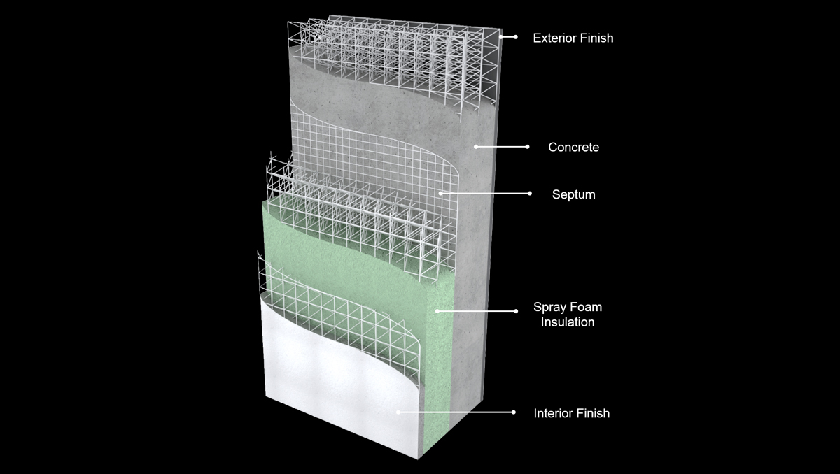 Branch Technology 3d Printed Walls 3d Printing Industry