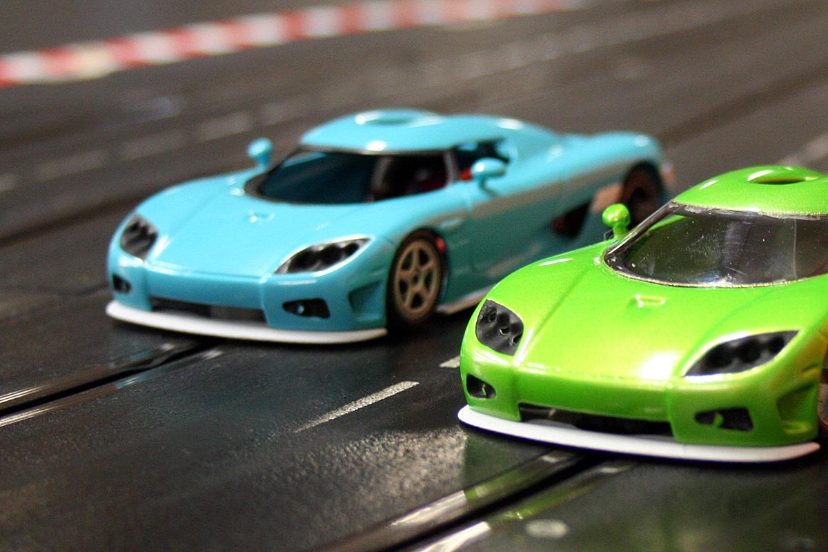 3D Printed Koenigsegg CCX Slot Car - 3D Printing Industry