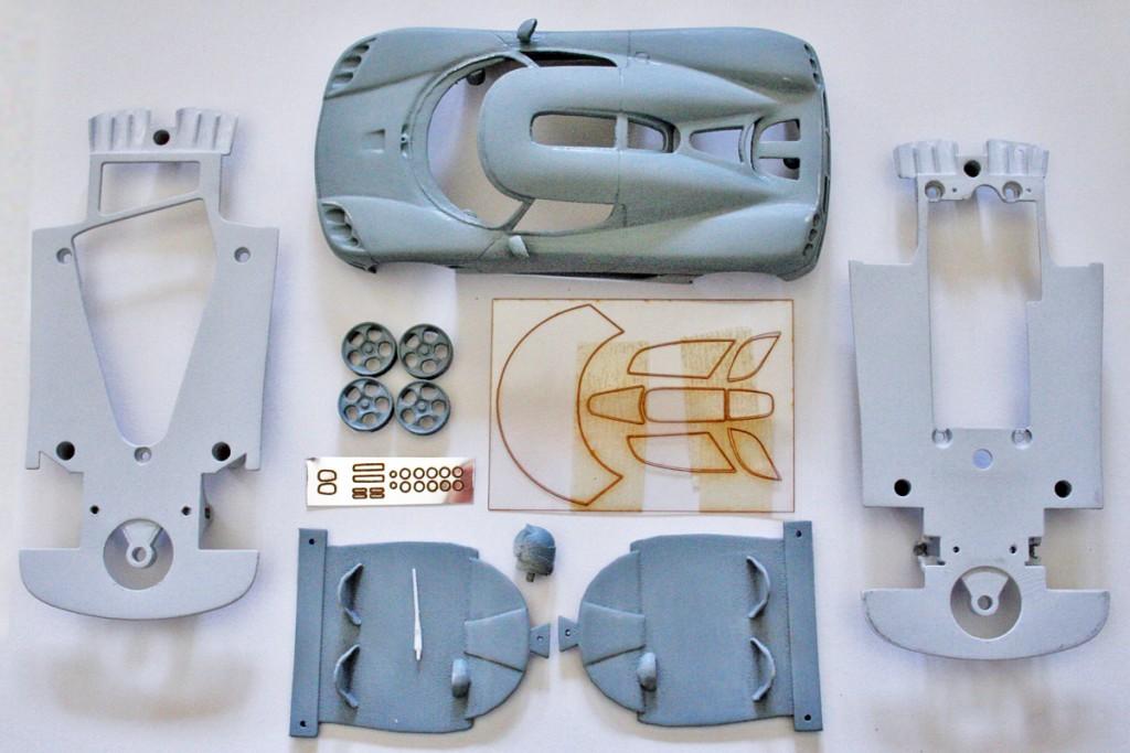 3DP Koenigsegg CCX4