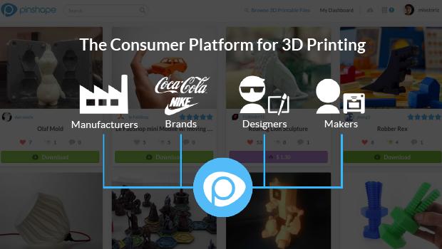 Pinshape Seeks $500K Investment - 3D Printing Industry