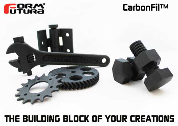 CarbonFil filament for 3D printing