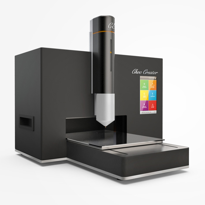 Choc Creator 2.0 Plus Kicks Off 2nd Generation Chocolate 3D Printing