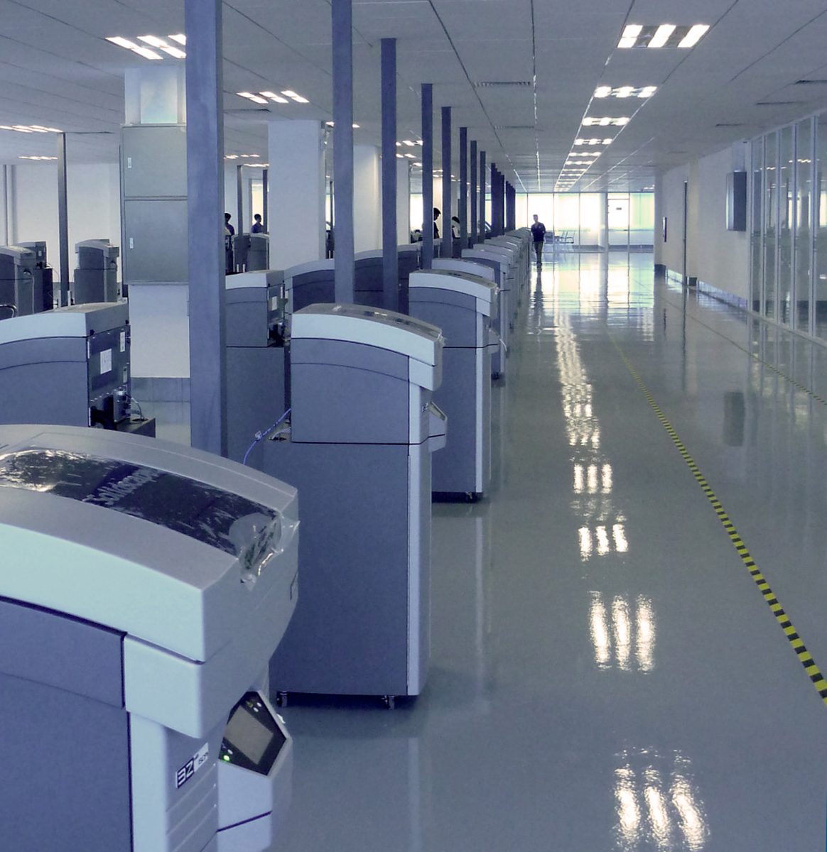Foshan-City-Solidscape-3D-printers-lineup at  Kangshuo Group Co. Ltd
