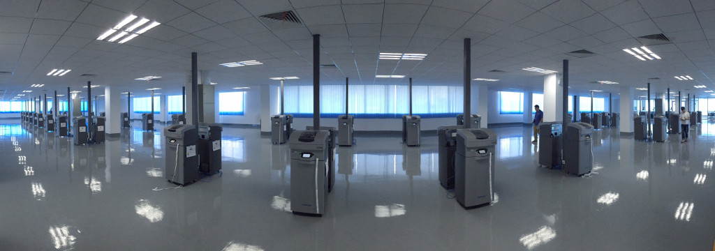 Foshan-City solidscape 3D printing facility