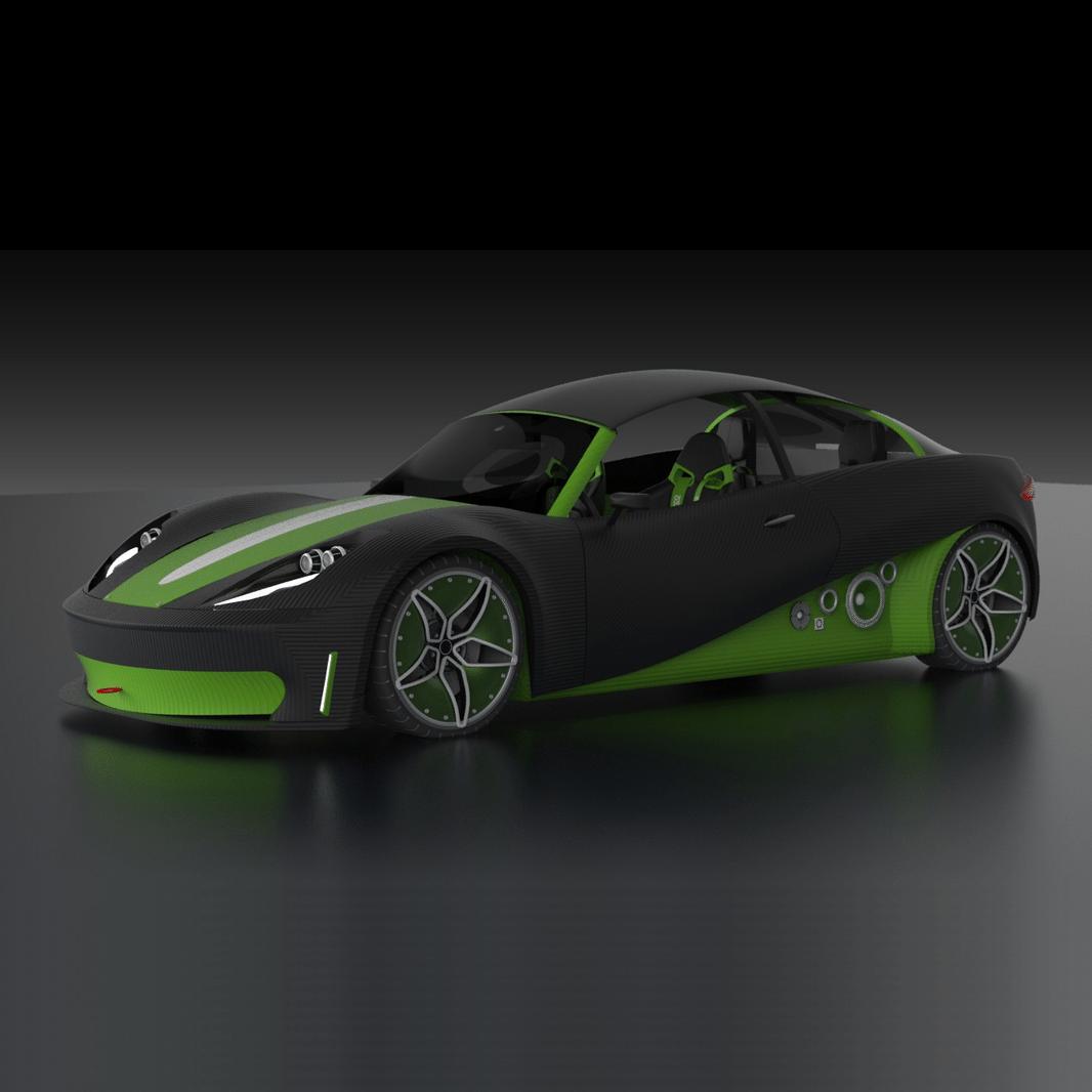 Local motors 39 pre orders 3d printed cars 3d printing for Local motors 3d printed car