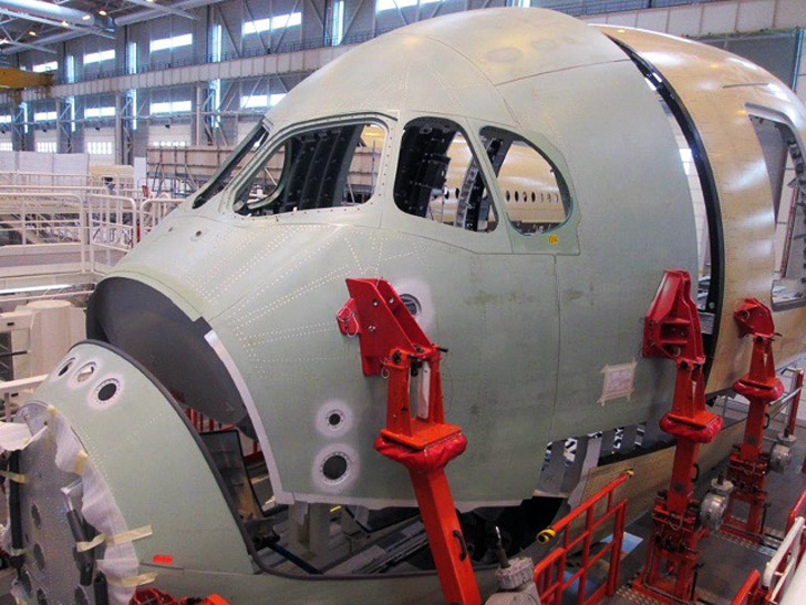 Stelia wants 3D print aircraft fuselage