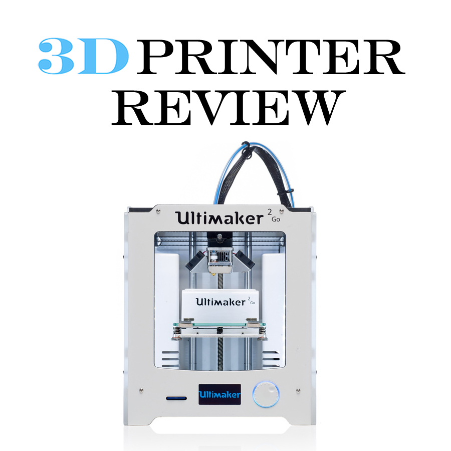 3D Printer Review: Portable 3D Printing Arrives with the Ultimaker² Go
