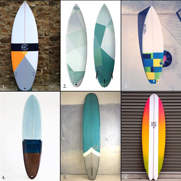 disrupt 3D printed surfboards
