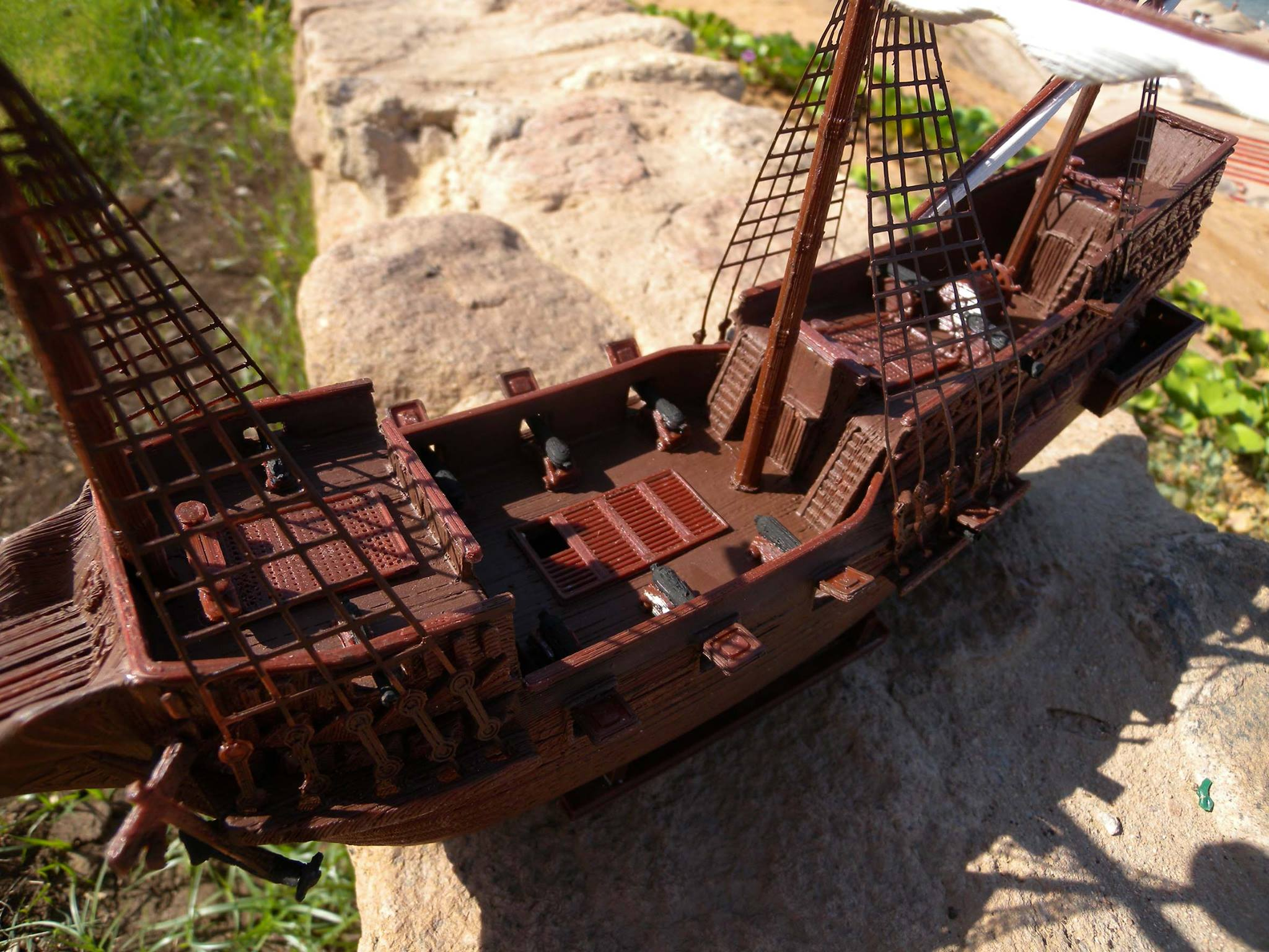 Sir Drake's Golden Hind 3D Printed - 3D Printing Industry