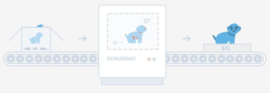 how it works materialise 3Dprintcloud cloud 3d printing