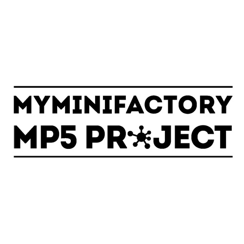 mp5 3D printing project