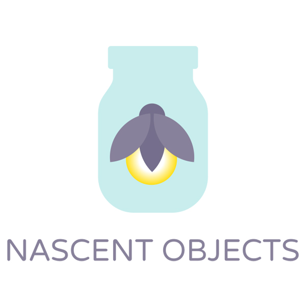 nascent objects 3D printing electronics logo