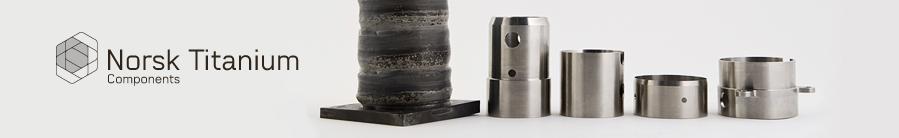 norsk titanium metal 3D printing