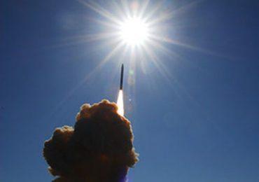 raytheon missle launch