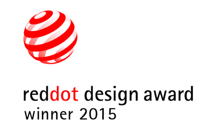 red-dot-design-award 2015 goes to makerbot generation 5 3D printer