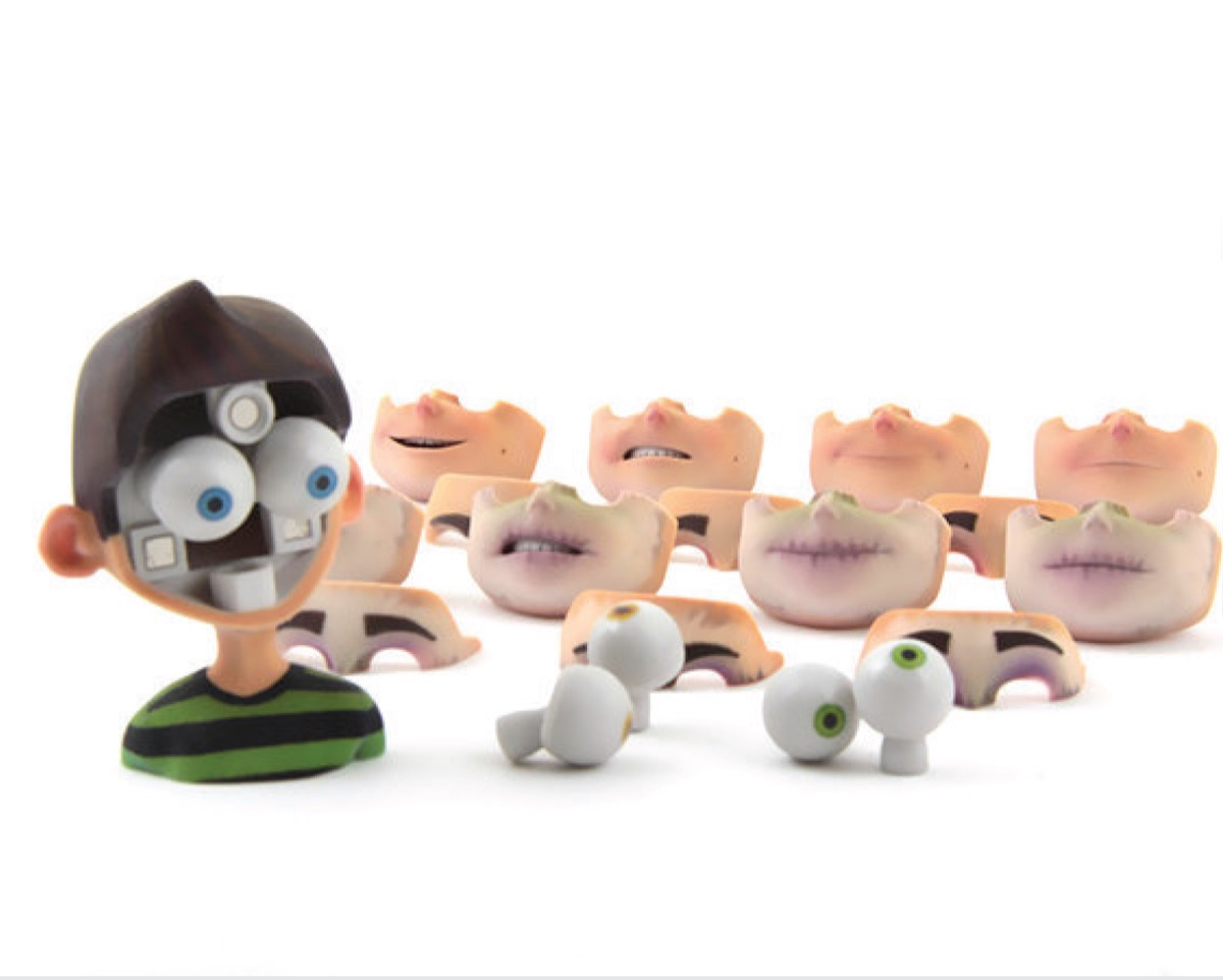 Protocube Simplifies 3D Printing of Facesets for Stop Animation ...