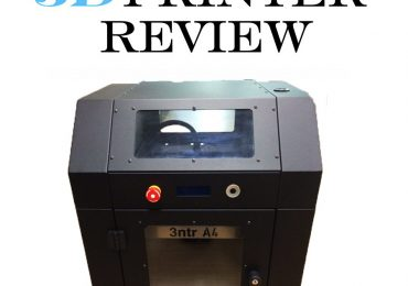 3ntr a4v3 3D printer review
