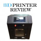 3D Printer Review: The 3ntr A4v3 is a Workshop Workhorse