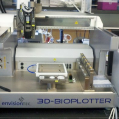 "Dr. Shah's TEAM Lab ""Bioprints Metals"" with EnvisionTEC's 3D Bioplotter"
