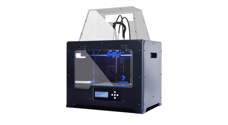 Flashforge Creator Pro 3D printer top 10 under $2,500