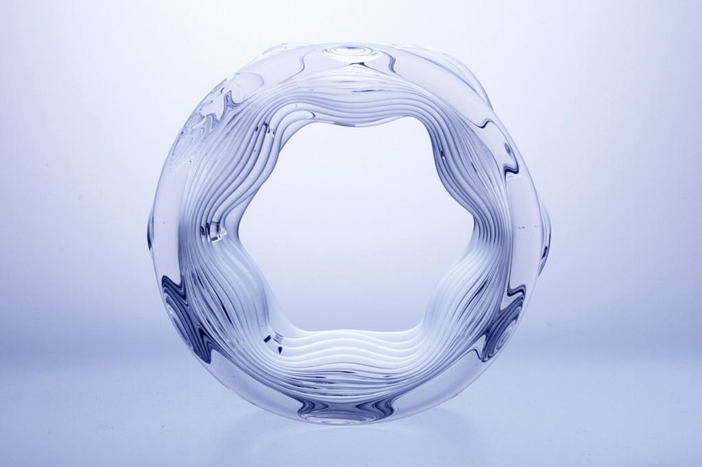 G3DP- Additive Manufacturing of Optically Transparent Glass 3D printing from neri oxman