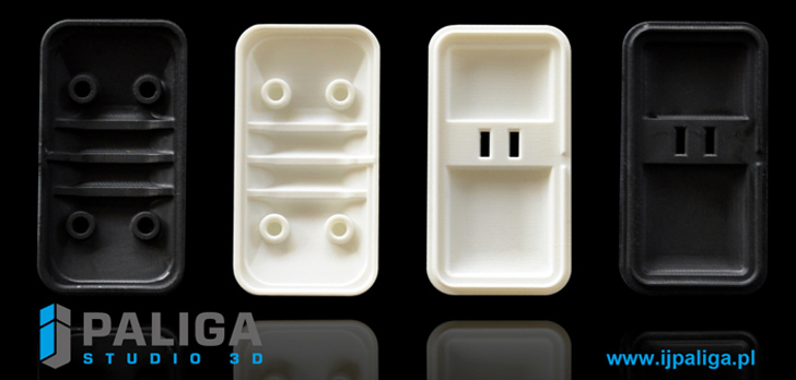 I.J. Paliga 3D printed Injection molds 01