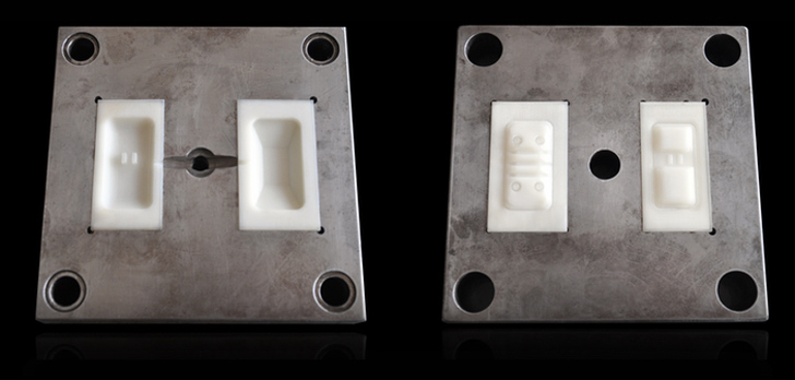 I.J. Paliga 3D printed Injection molds 02