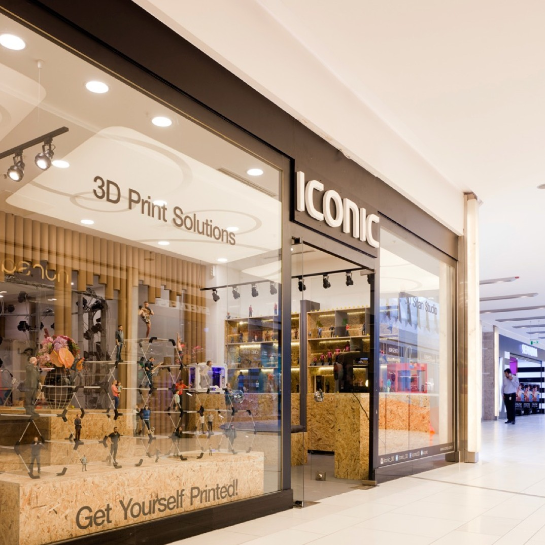 Iconic 3D Store Opens Up in Istanbul & Preps for Expansion