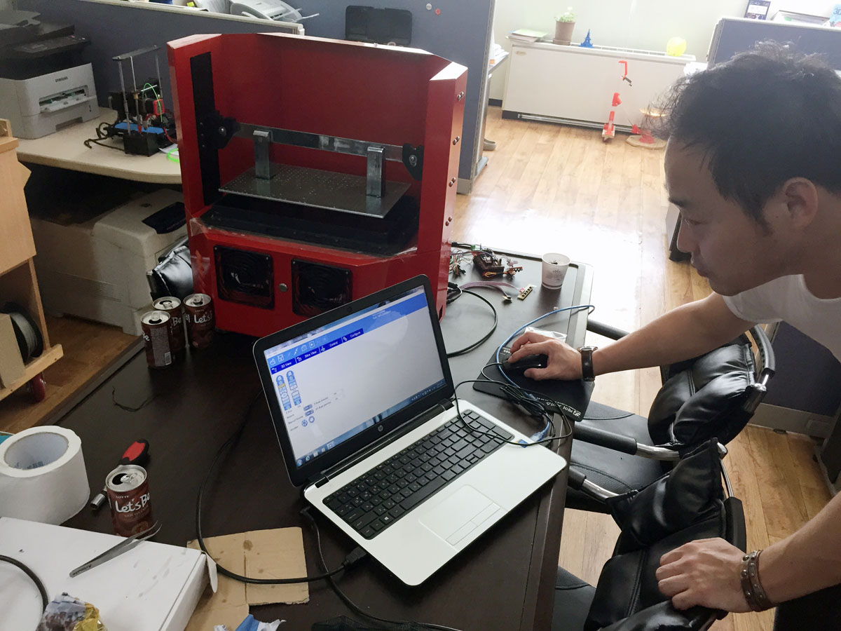 The New Morpheus 3D Printer: Owl Works Makes a House Call to 3DPI