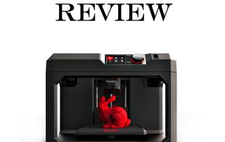 MakerBot 5th Gen Replicator -3D-printer-review-3D-printing-industry