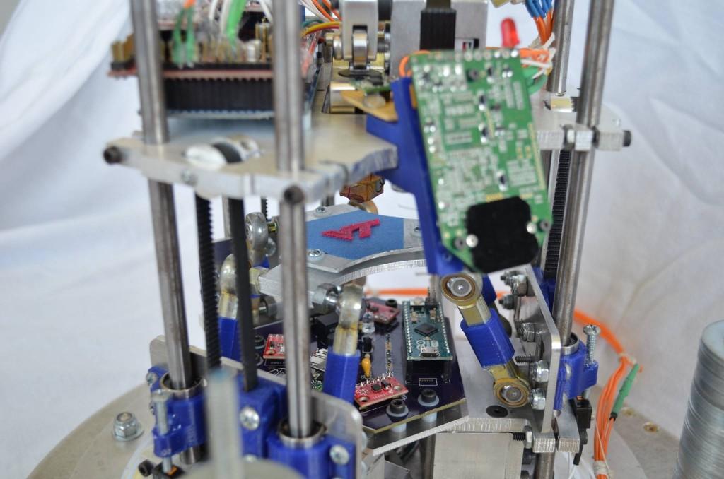 VT rocket 3D printer1