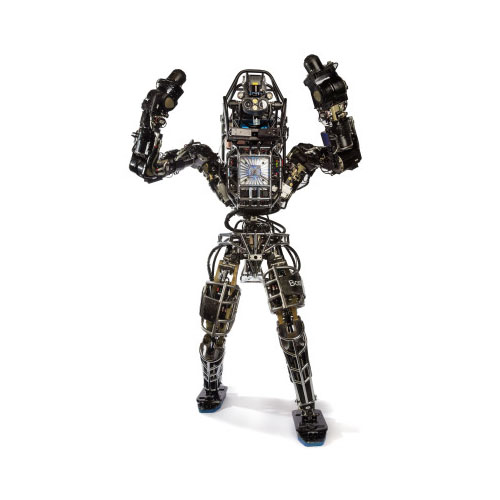 atlas robot from boston dynamics to have 3D printed legs