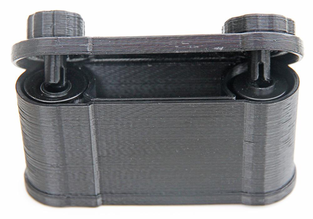 clint o'connor pinhole printed 3D printed easy 25 camera