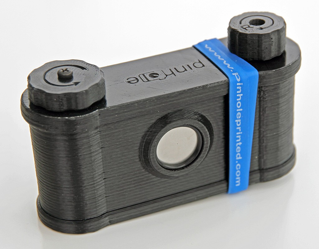 """""""Easy 35"""" Pinhole Camera 3D Printed with Ease - 3D ..."""