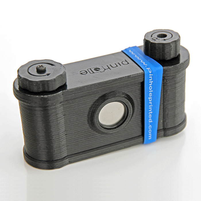 easy 35 3D printed camera copy
