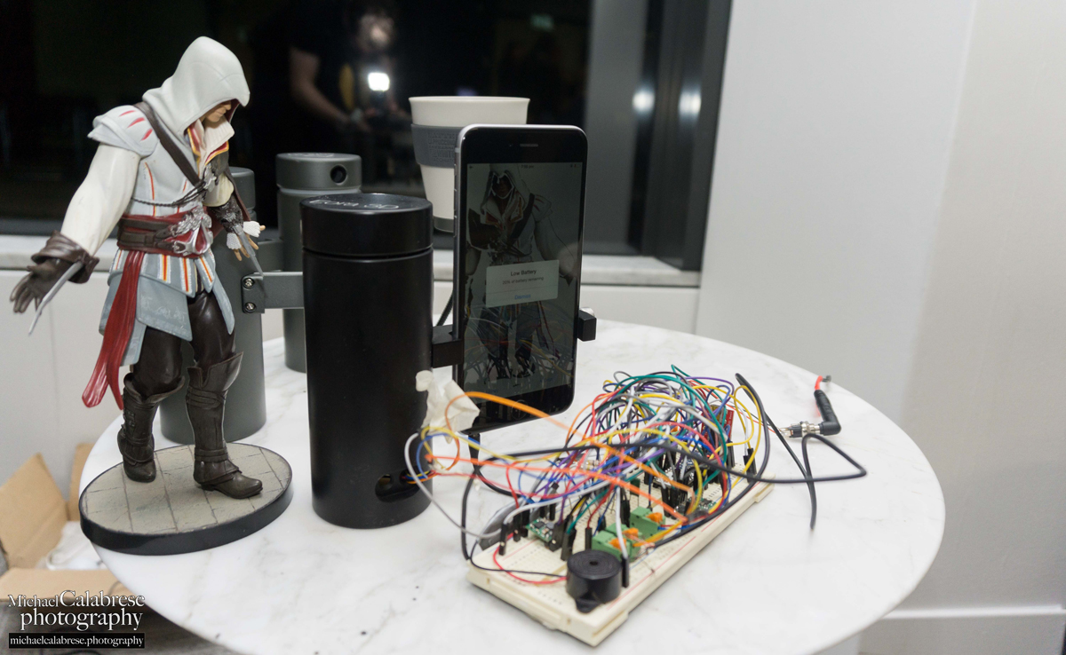 eora 3D scanner prototypes