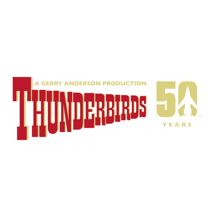 feature Thunderbirds 3D printable merch on Launzer.com