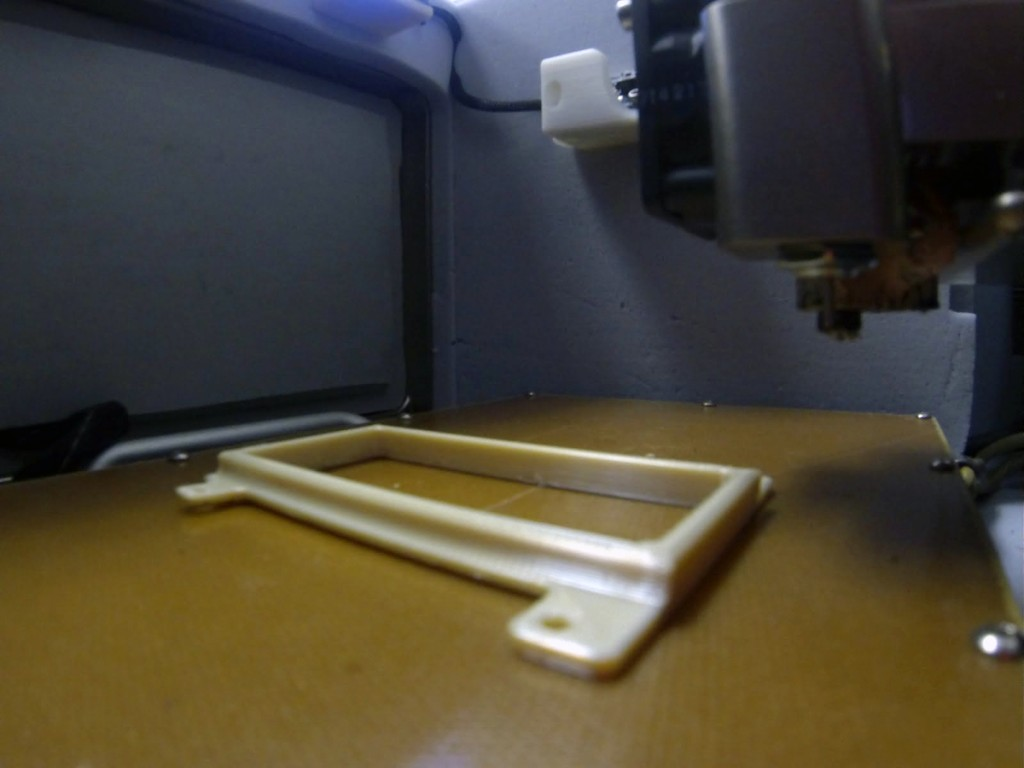 made in space 3D prints in vacuum of space