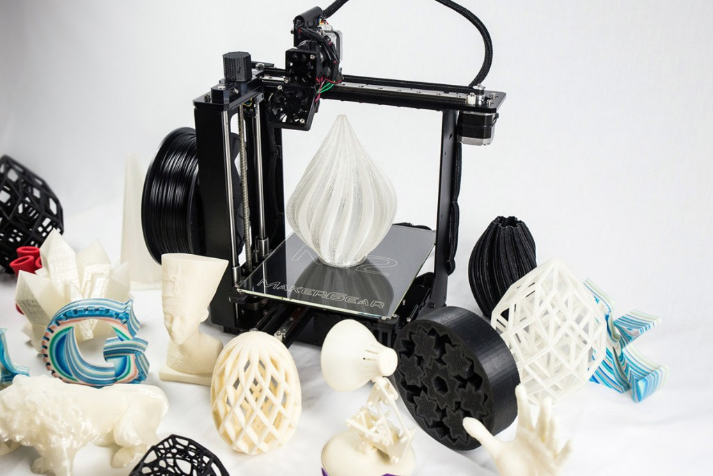 makergear m2 3D printer top 10 under $2,500