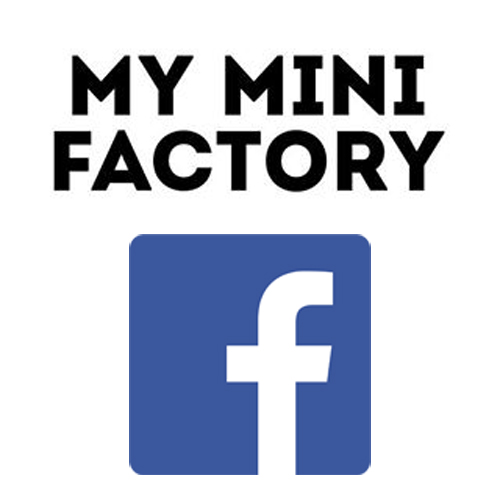 my mini factory and facebook for 3D printing