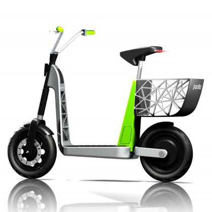 paolo 3d printer scooter