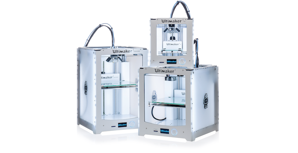 ultimaker 2 go extended 3D printers top 10 under $2,500