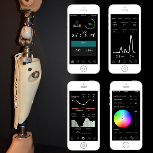 3D printed prosthetic limbU_Functions_Troy_Baverstock